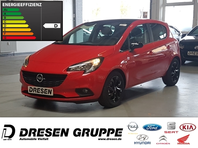 Opel Corsa E Color Edition 1.4 EU6d-T, Beheizbare Win