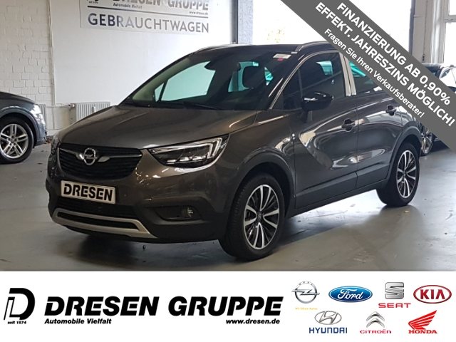 Opel Crossland X Ultimate 1.2 Turbo EU6d-Temp, Ledera
