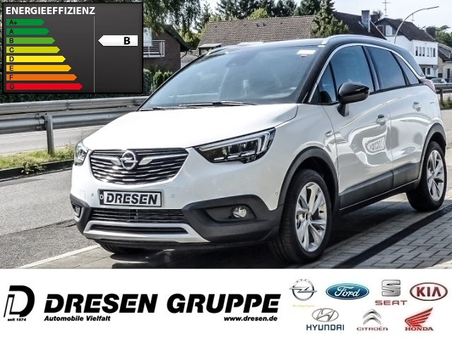 Opel Crossland X INNOVATION 1.2 Turbo EU6d-T/Rückfahr