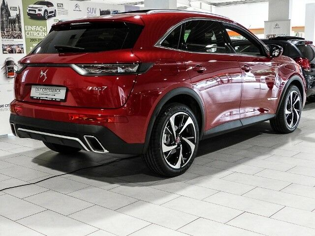 DS DS7 Crossback Be Chic performance*GSD*LED*