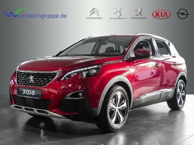 PEUGEOT 3008 Panorama-Schiebedach Navi Full-LED