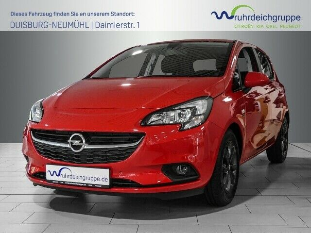 OPEL Corsa 1.4 AT 120Jahre USB+IntelliLink+PDC+