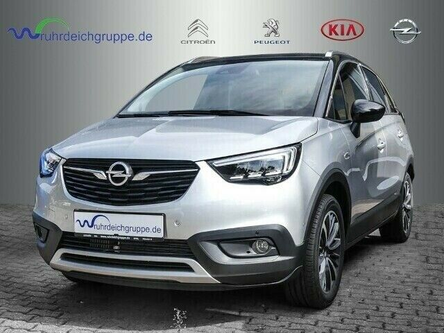 OPEL Crossland X Ultimate 1.2 Navi+SHZ