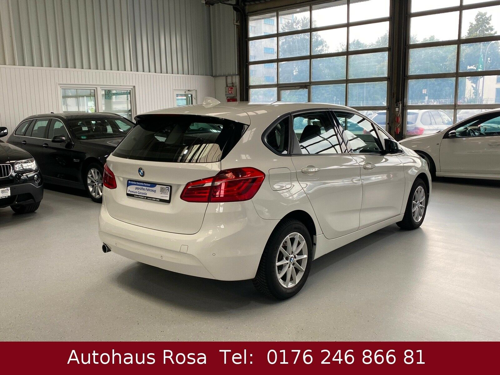BMW 216d Active Tourer Advantage Euro6