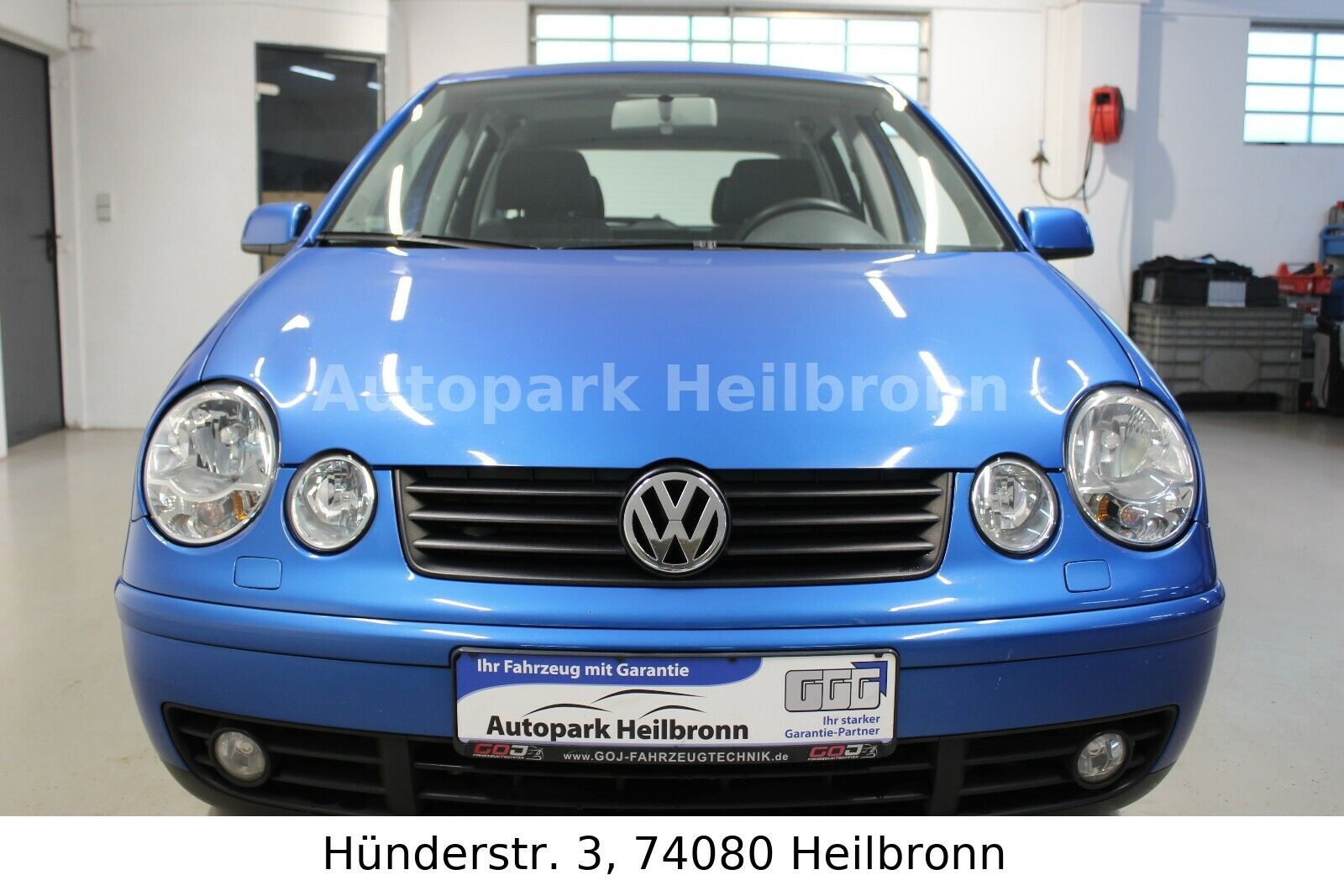 VW Polo IV Comfortline *** Standheizung