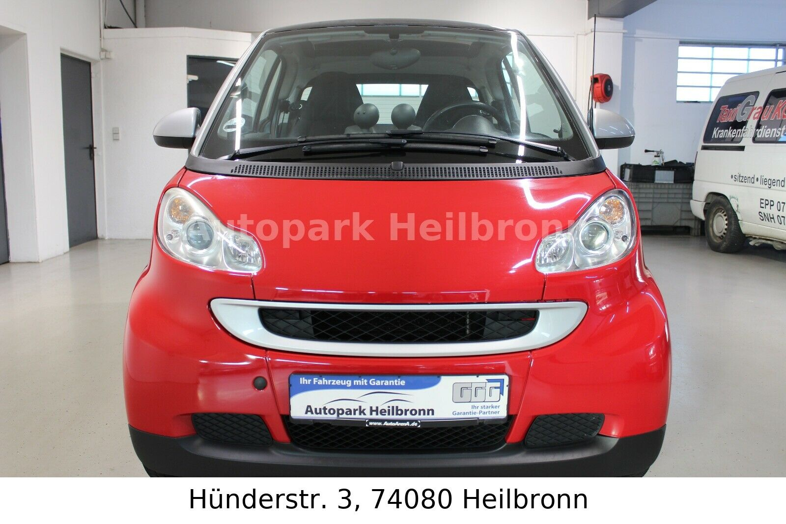 SMART fortwo coupe Basis