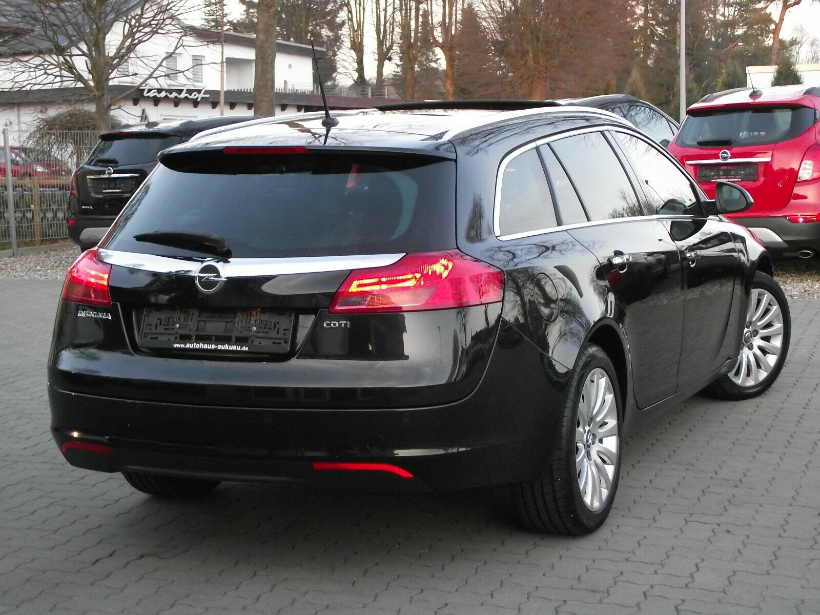 OPEL Insignia 2.0 CDTI Sports Tourer Innovation