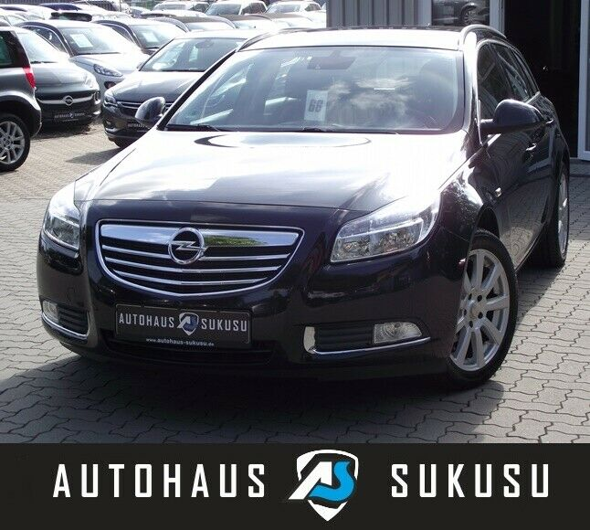 OPEL Insignia 2.0 CDTI Aut. Sports Tourer Edition
