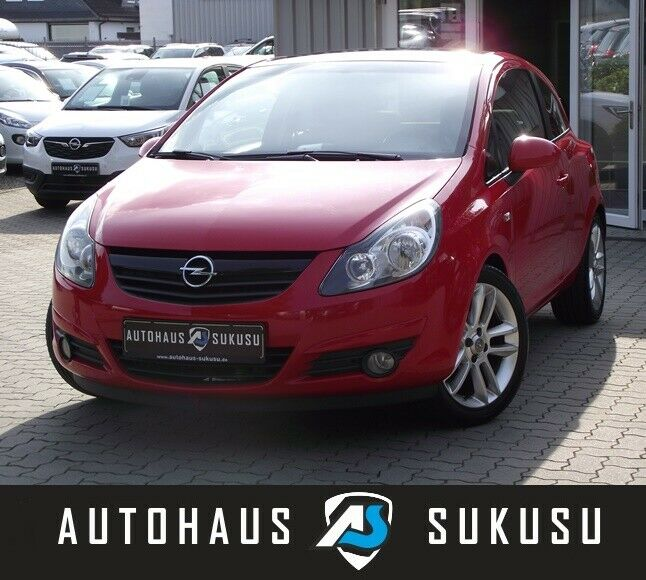 "OPEL Corsa 1.4 Color Edition - Klima - Alu 17"" -"