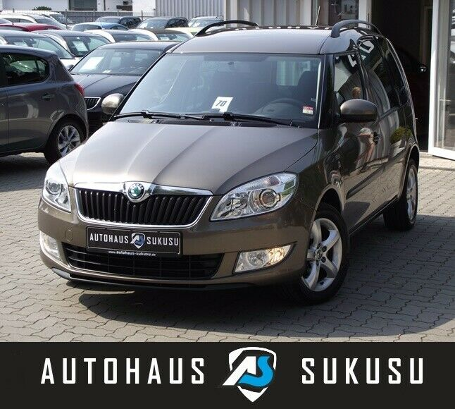 SKODA Roomster 1.2 TDI Family