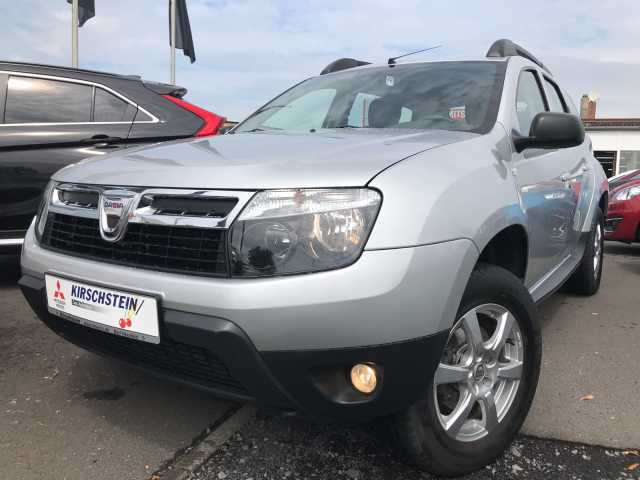 DACIA Duster dCi 90 FAP 4x4 Ambiance AHK 1.Hand WR