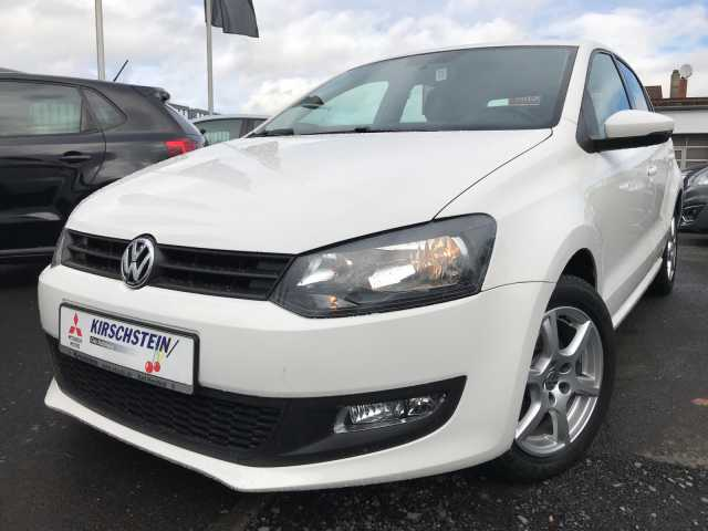 VW Polo 1.2 Trendline 2.Hand Alu BC Color