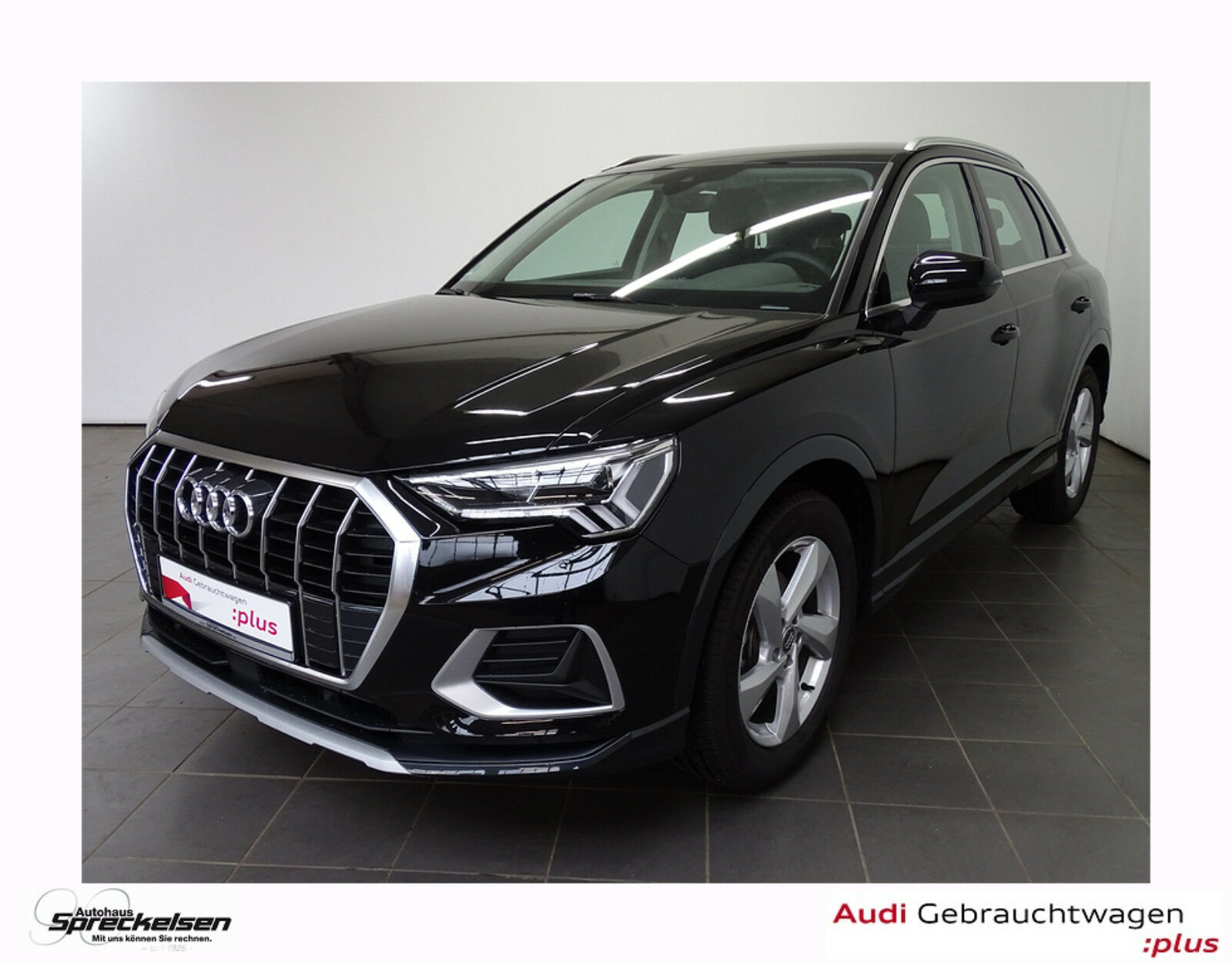 AUDI Q3 Sport advanced 35 TFSI 110 kW S tronic