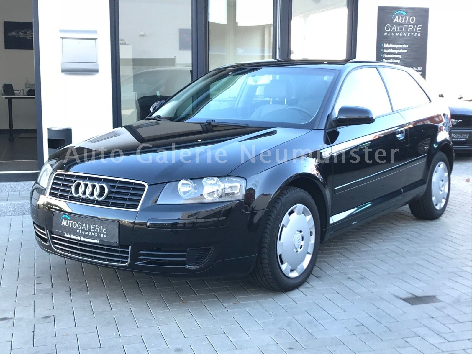 AUDI A3 1.6 Attraction|Klimaa.|S-Heft|