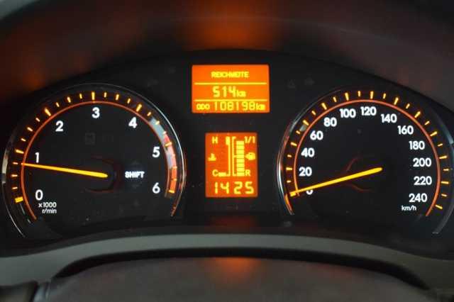 TOYOTA Avensis 2.0 D-4D Executive