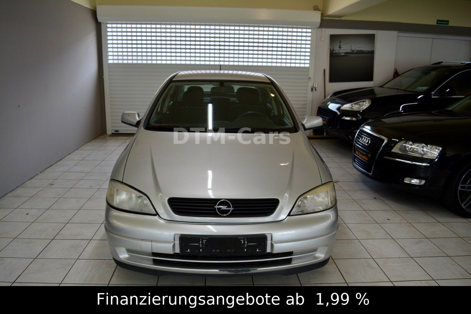 OPEL Astra G Lim. Edition 100, 1 Hand, Top Zustand