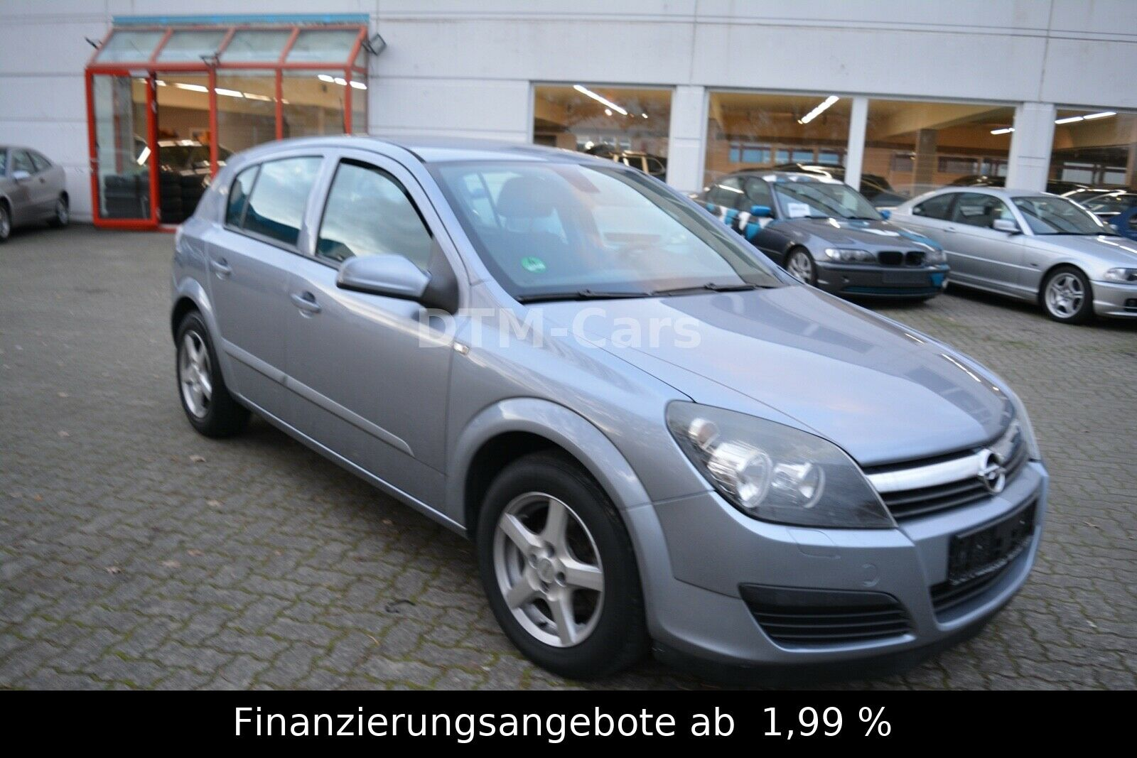 OPEL Astra H Lim. Edition KEIN ROST