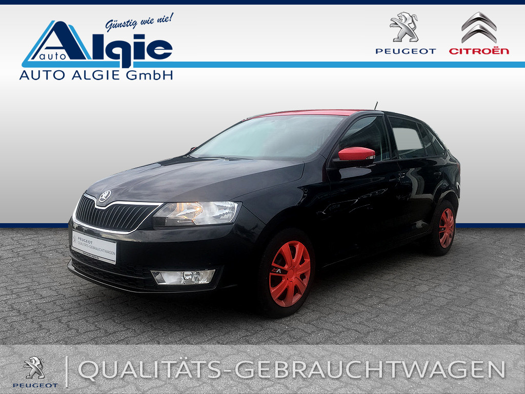 SKODA Rapid Spaceback 1.2 TSI Active *Klima*
