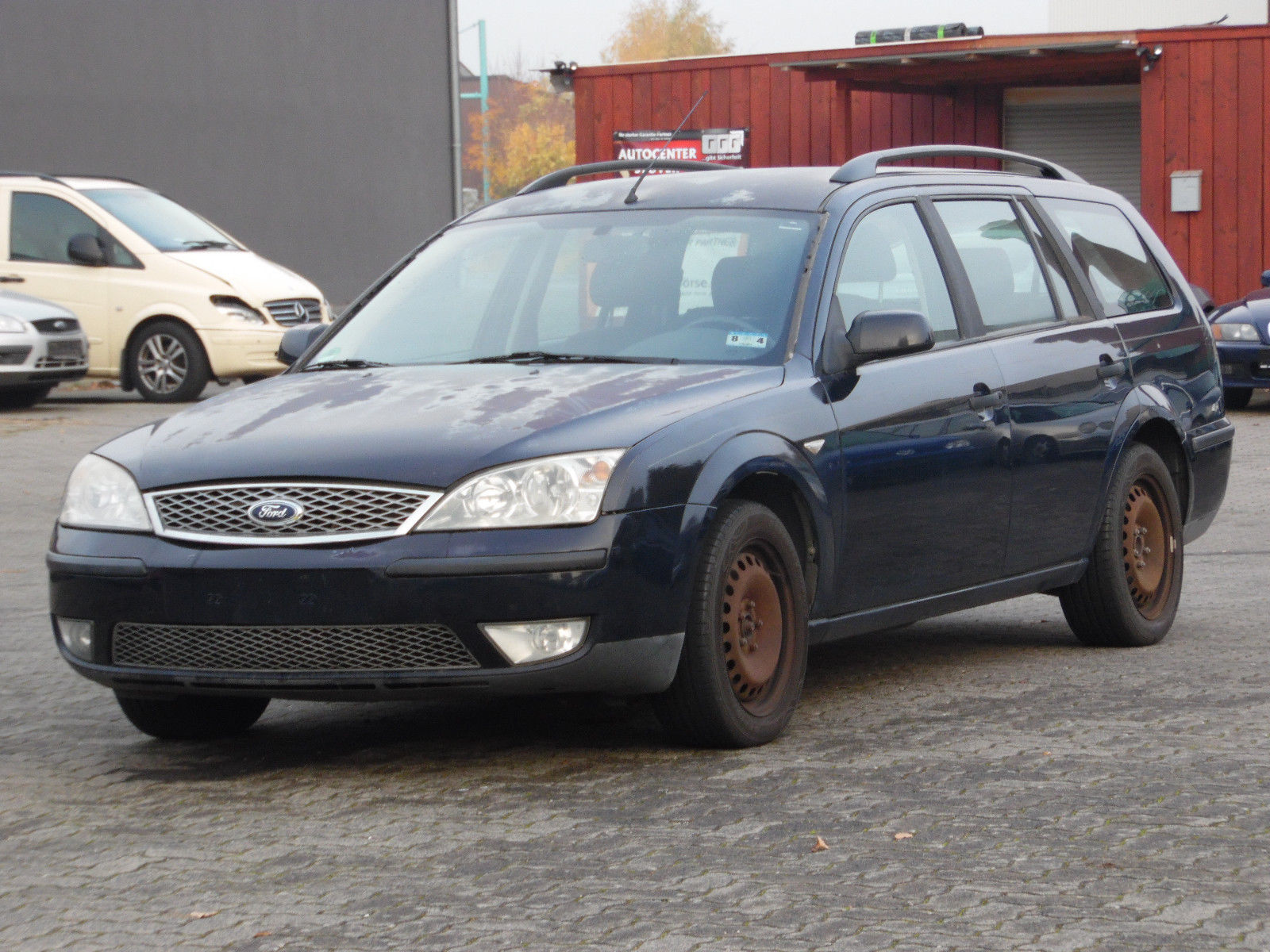 FORD Mondeo 1.8 Turnier Trend