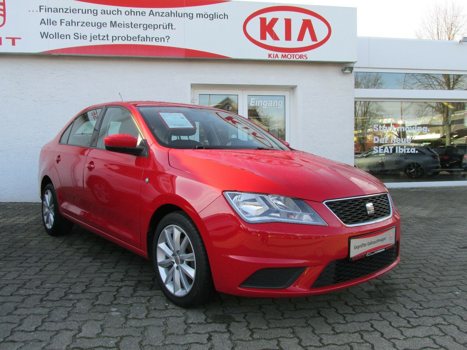 SEAT Toledo1,2 Reference Salsa