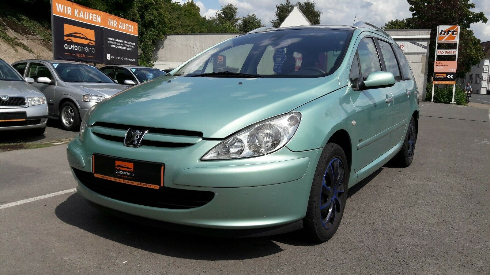 PEUGEOT 307 Break / SW SW /2.0 / Top Zustand