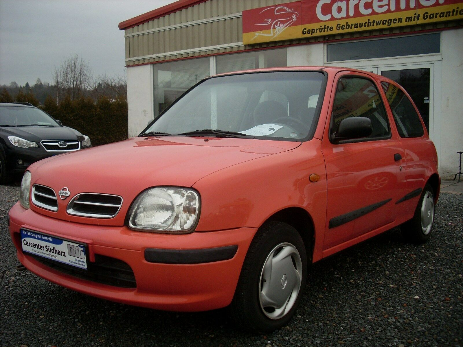 NISSAN Micra 1.0 Style