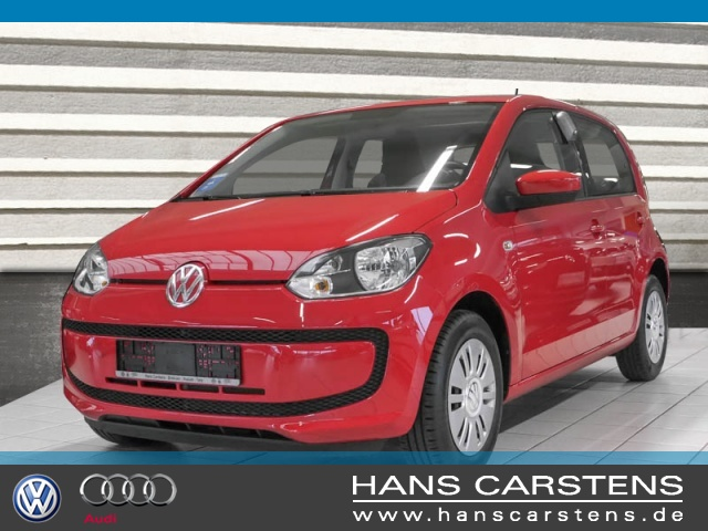 VW Up 1.0 Move up 4 doors Navi Klima Cool u. Sound