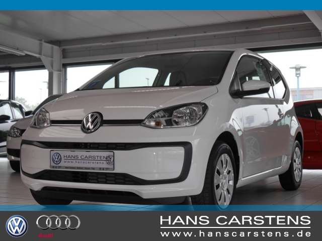 VW up! move up! 1,0 Klima Radio USB el. Fenster