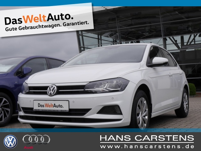 VW Polo Comfortline 1.0 BMT Composition Media AUX