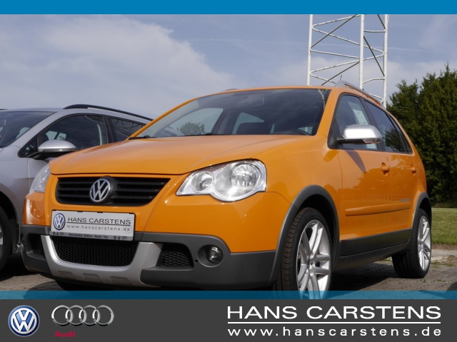 VW Polo Cross 1.6 Klima Cool+Sound Radio/CD