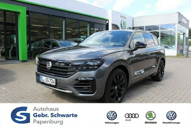 VW Touareg R-Line 3.0 V6 TDI 4Motion Matrix-LED AHK