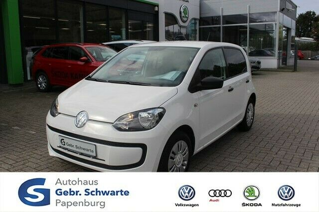 VW load up! 1.0 BMT Eco (EURO 6) Klima AUX ZV
