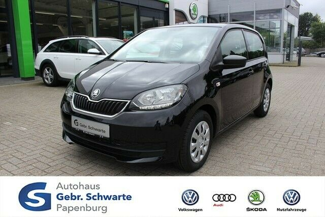 SKODA Citigo 1.0 Cool Edition Klima DAB e-Fenster