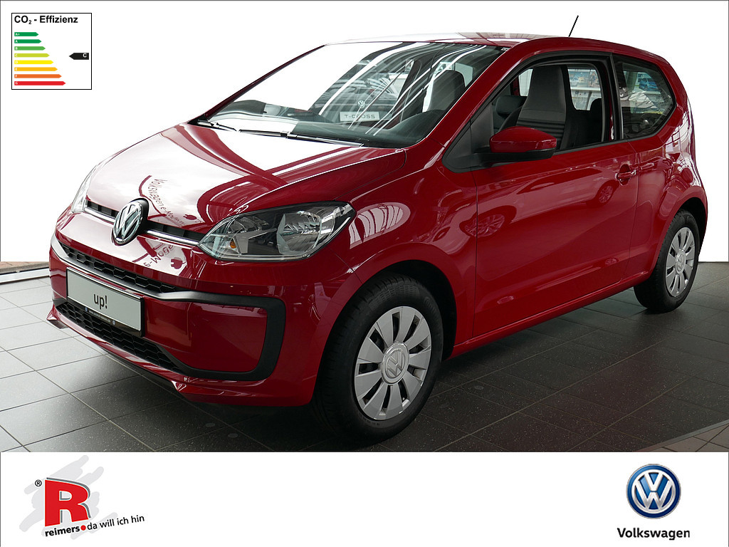 VW up! 1.0 move up! USB KLIMA EURO6