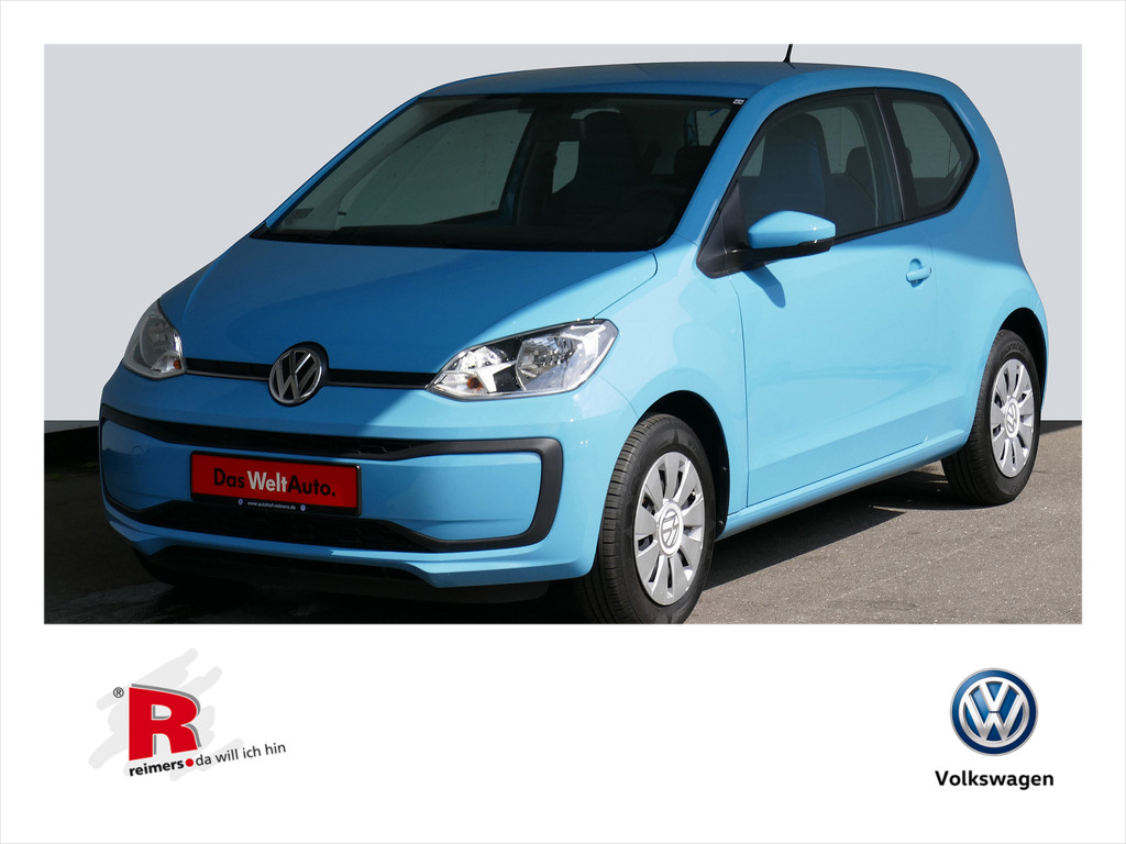 VW up! 1.0 move up! KLIMA USB 2,99% EFF* EURO6