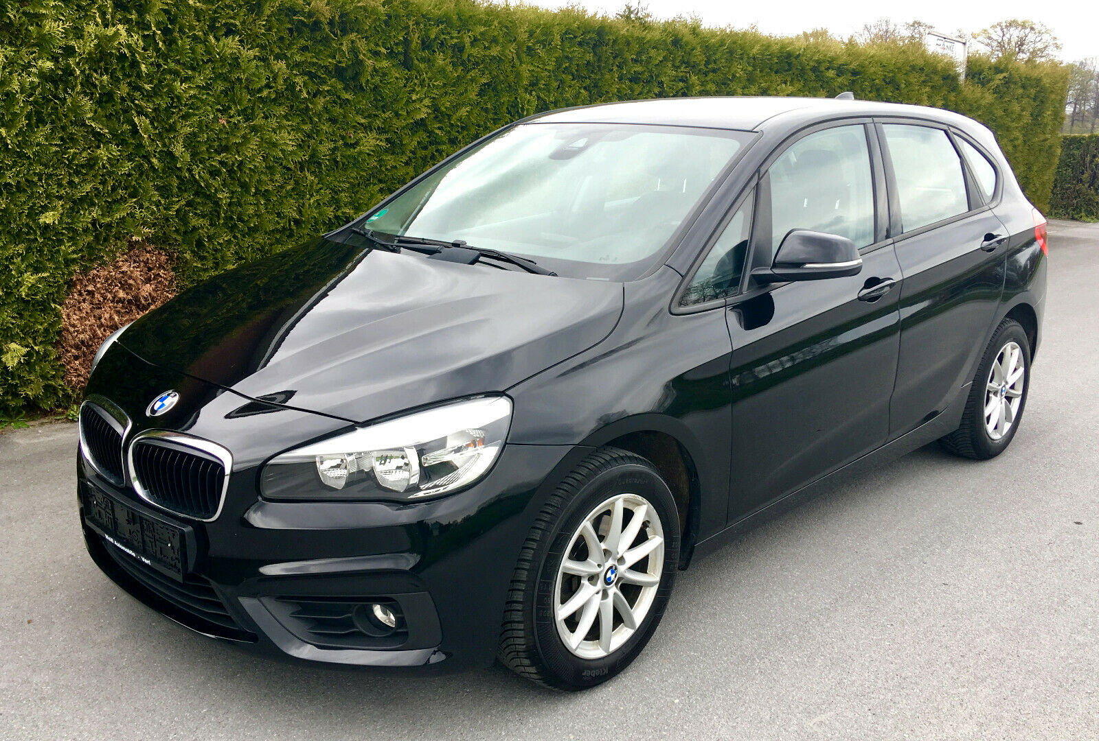 BMW 218d Active Tourer, Top Ausstattung