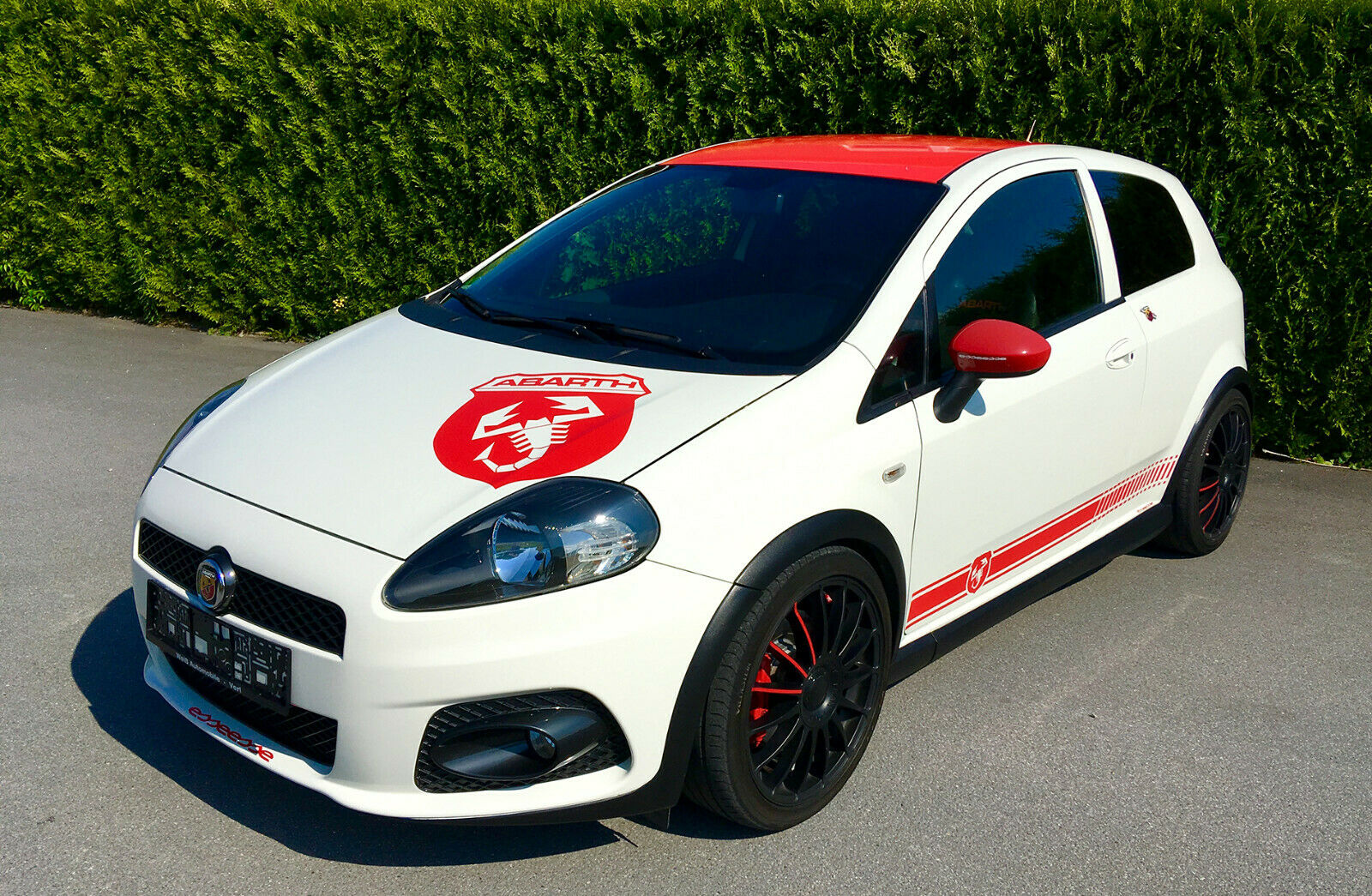ABARTH Punto Esseesse Supersport, selten, Top