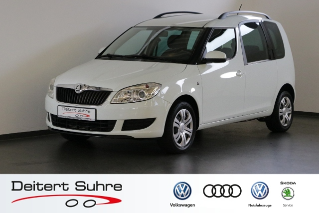 Skoda Roomster 1.2 TDI Ambition BT PDC SHZ Climatronic