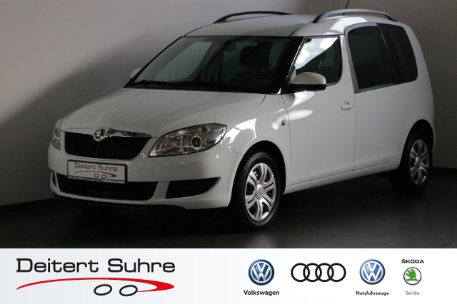Skoda Roomster 1.2 TDI Ambition Climatronic BT PDC