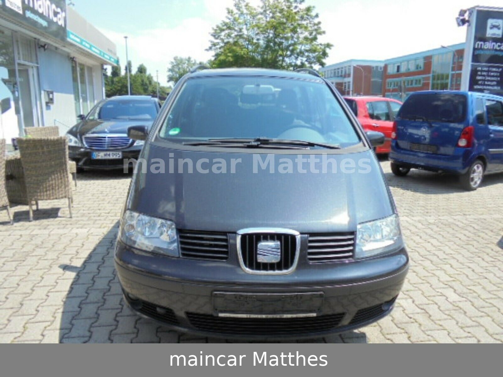 SEAT Alhambra Reference