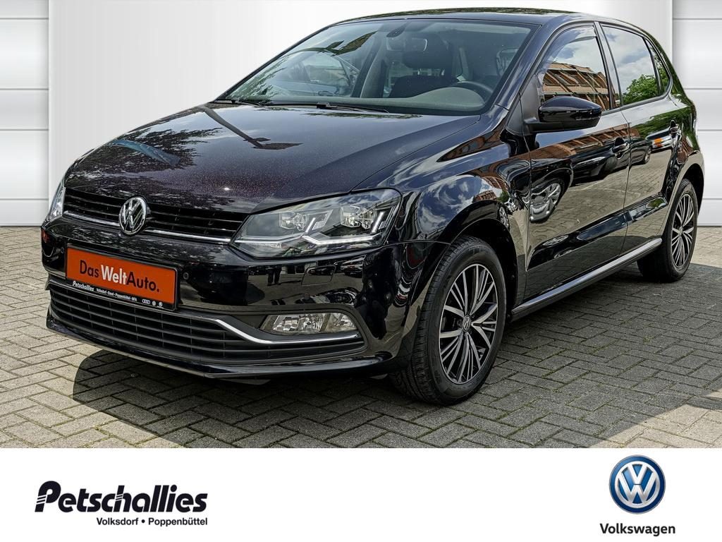 VW Polo Allstar 1.2 TSI LED