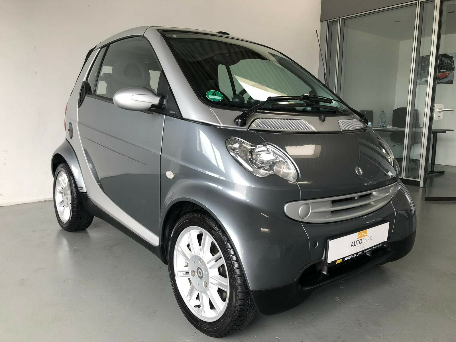SMART cabrio / fortwo Basis Sitzheizung Klima Automa.
