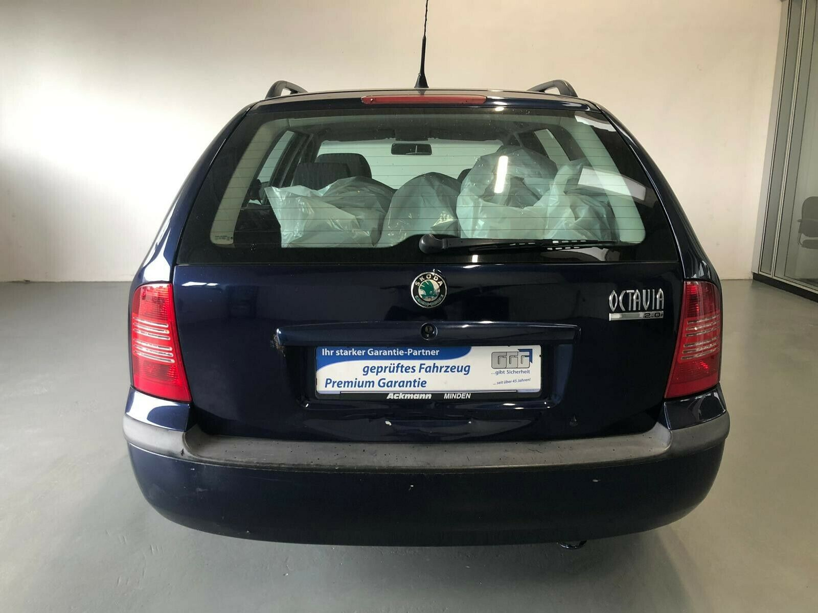 SKODA Octavia Combi Solution II