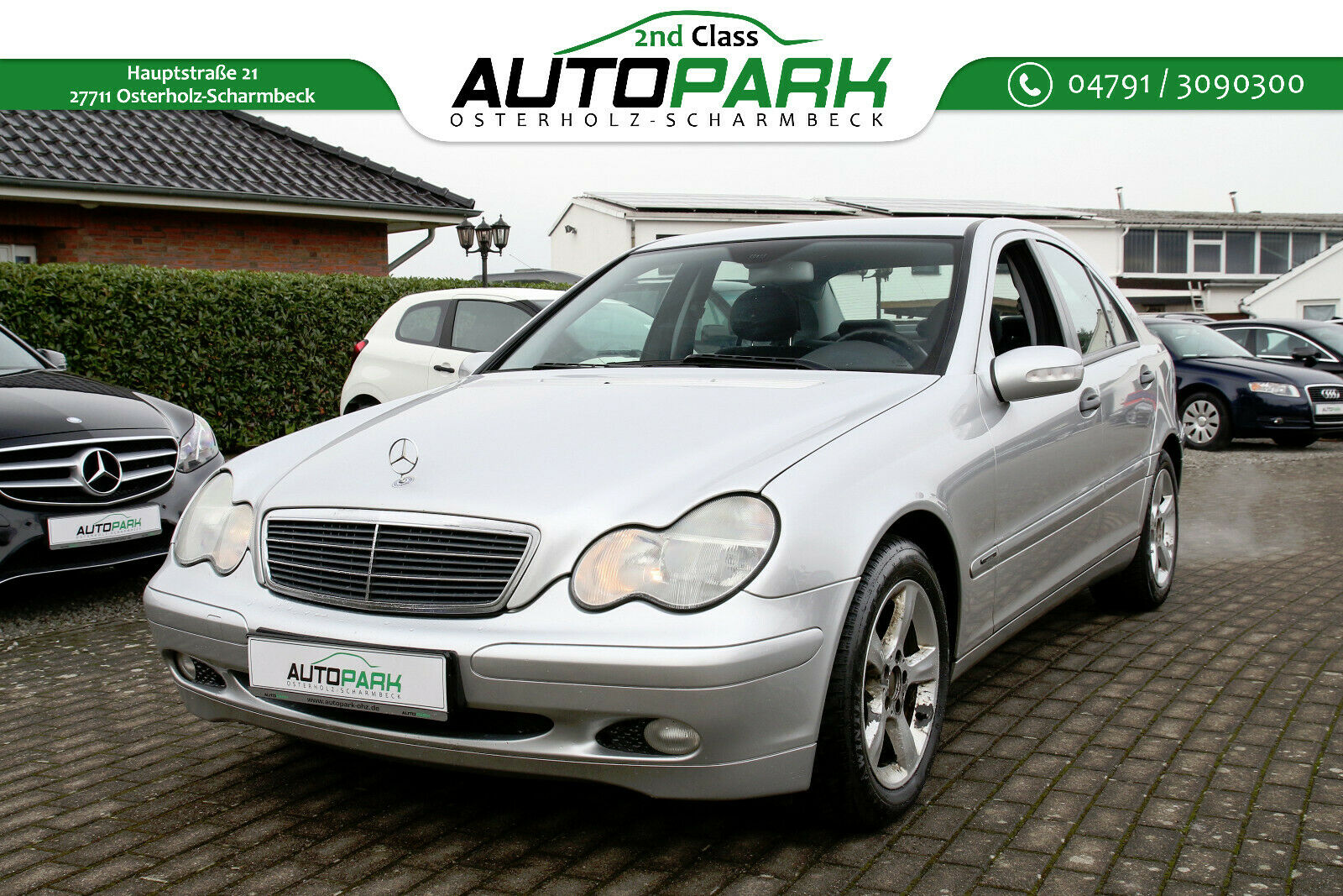 MERCEDES-BENZ C 220 CDI Autom. | Parameter | Tempo | 2.Hd