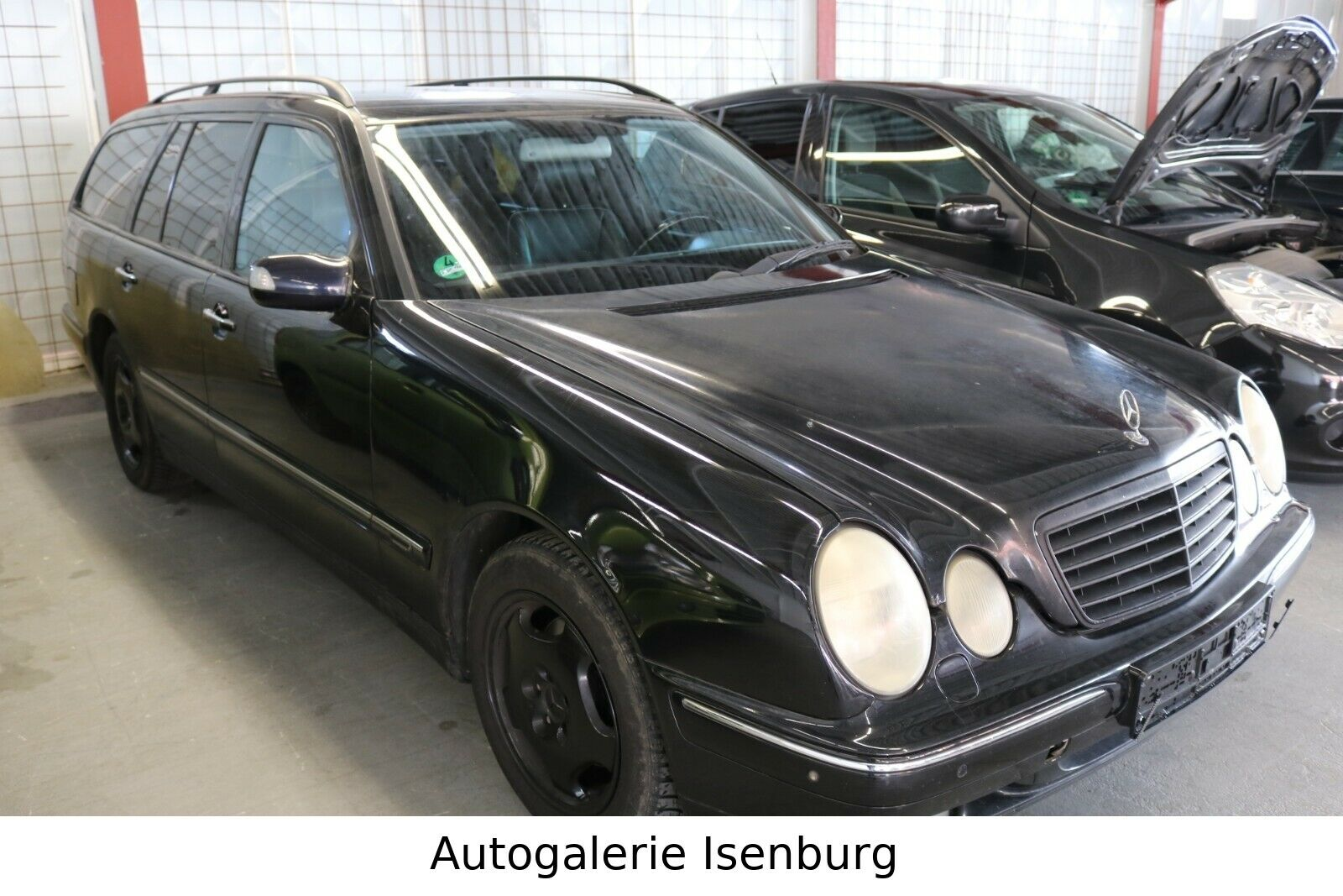 MERCEDES-BENZ E 280 E 280 T 4MATIC AVANTGARDE GAS/BENZIN