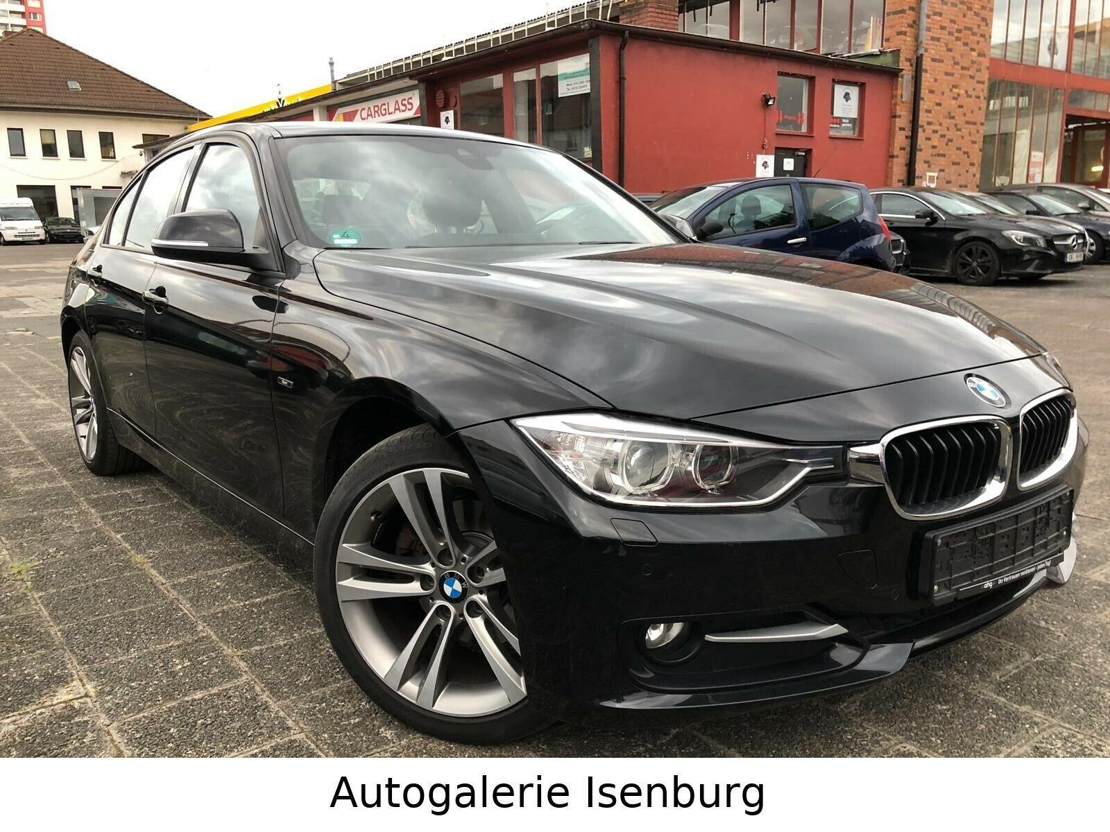 BMW 320d. Lim. *Sport*Navi Prof.*Xenon*Head Up*