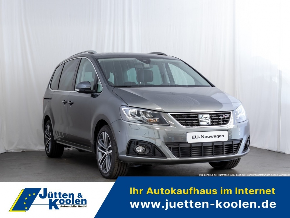 Seat Alhambra Executive 1.4 TSI