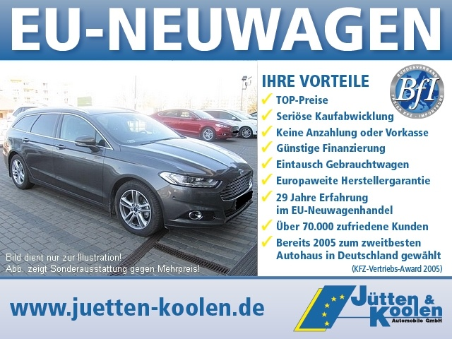 Ford Mondeo Kombi ST-Line 1.5 EcoBoost