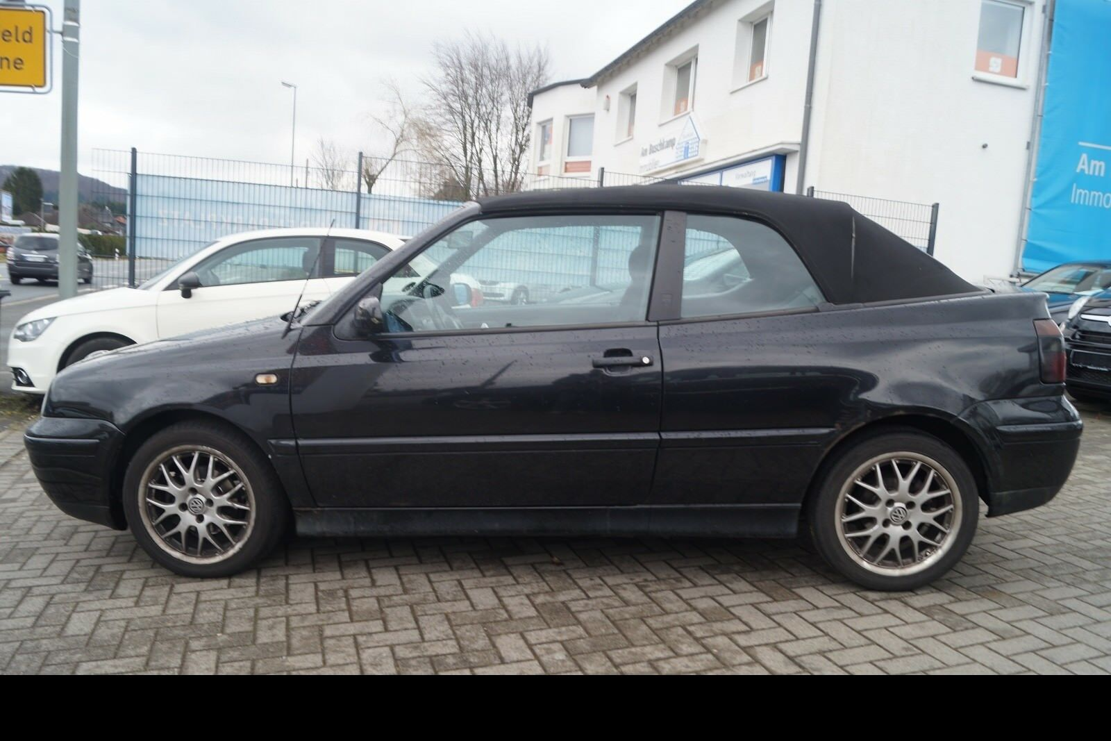 VW Golf III Cabriolet Highline