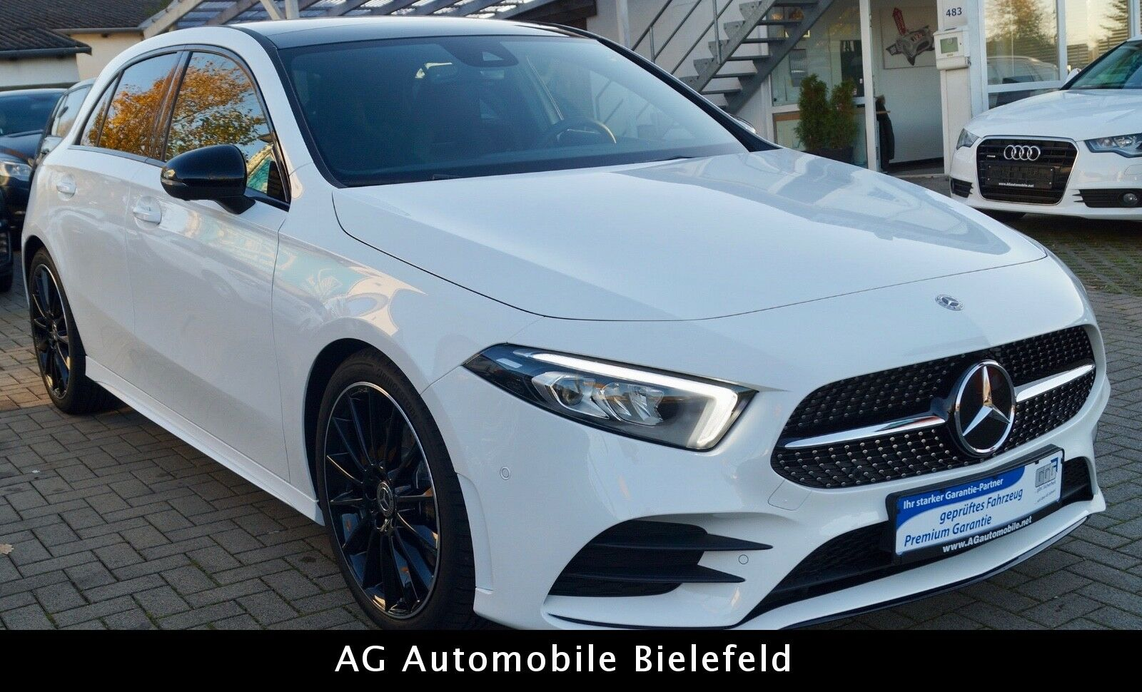 "MERCEDES-BENZ A-Klasse A 250""AMG Line""Night Paket"""